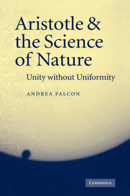 Aristotle and the Science of Nature book