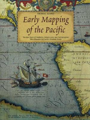 Early Mapping of the Pacific by Thomas Suarez