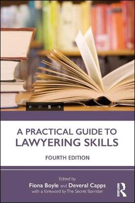 Practical Guide to Lawyering Skills book