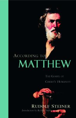 According to Matthew by Rudolf Steiner