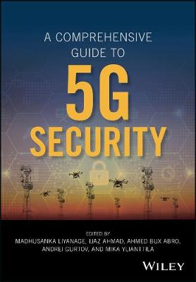 Comprehensive Guide to 5G Security book