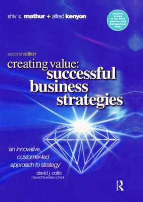 Creating Value by Shiv Mathur