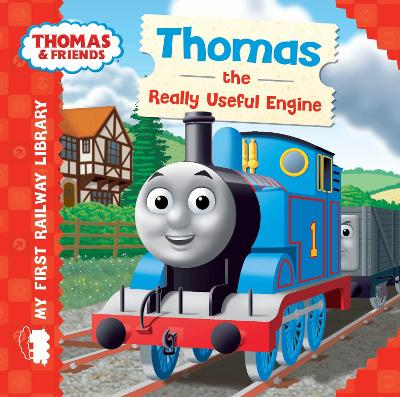 Thomas & Friends: My First Railway Library: Thomas the Really Useful Engine book