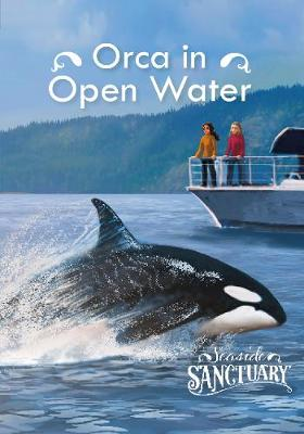 Orca in Open Water by Emma Carlson Berne