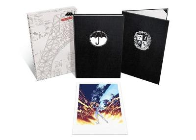 The Umbrella Academy Volume 1: Apocalypse Suite (deluxe Edition) by Gerard Way