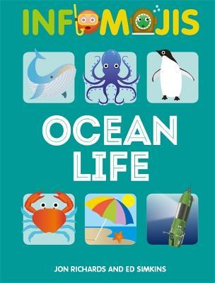 Infomojis: Ocean Life book