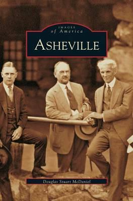 Asheville by Doug McDaniel