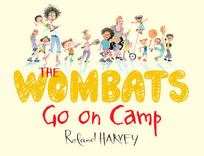 Wombats Go on Camp book