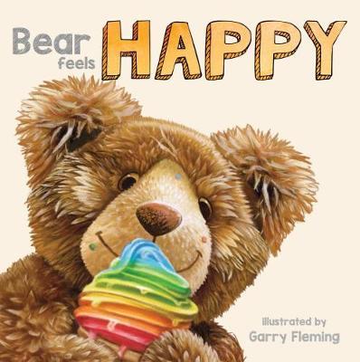 Bear Feels Happy by Garry Fleming