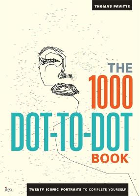 1000 Dot-to-Dot Book: Icons book