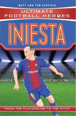 Iniesta by Matt & Tom Oldfield