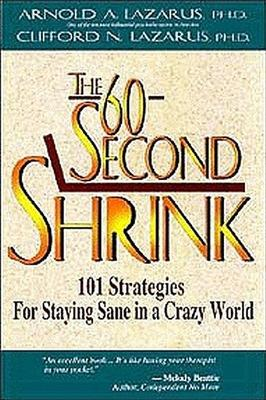 60-Second Shrink by A. Arnold