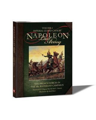 Imperial Guard Cavalry by Paul Dawson