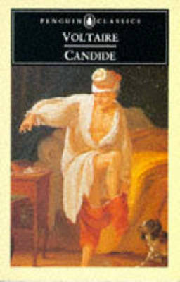 Candide or Optimism book