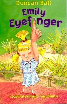 Emily Eyefinger book