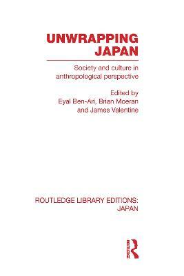 Unwrapping Japan by Eyal Ben-Ari