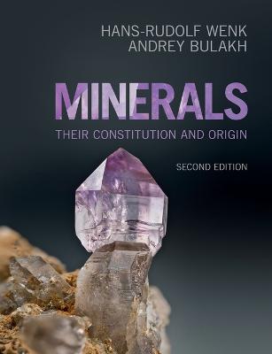 Minerals by Hans-Rudolf Wenk