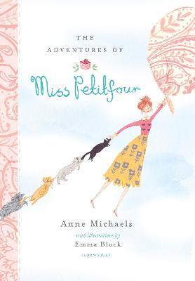 Adventures of Miss Petitfour by Anne Michaels