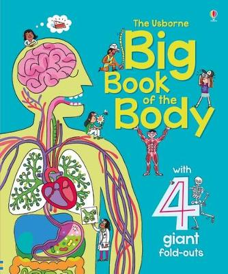 Big Book of The Body by Minna Lacey