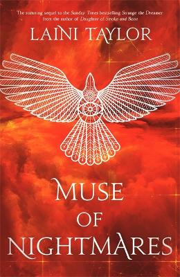 Muse of Nightmares: the magical sequel to Strange the Dreamer by Laini Taylor