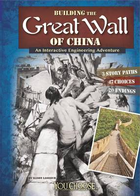 Great Wall of China by ,Allison Lassieur