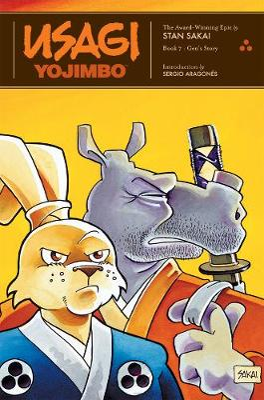 Usagi Yojimbo: Book 7 by Stan Sakai