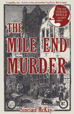 Mile End Murder book