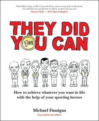 They Did You Can by Michael Finnigan