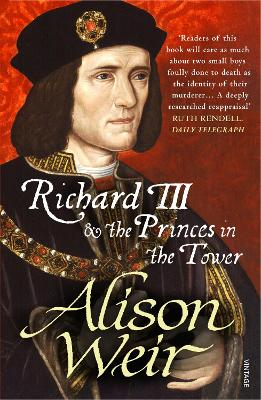 Richard III and the Princes in the Tower book