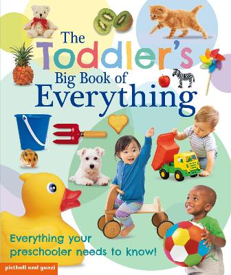 Toddler's Big Book of Everything book