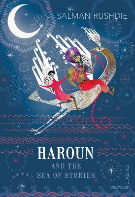 Haroun and Luka book