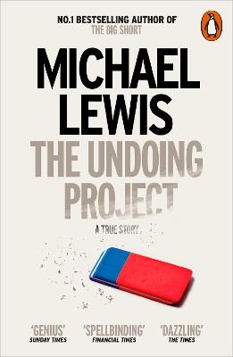 Undoing Project by Michael Lewis