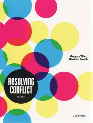 Resolving Conflict by Gregory Tillett