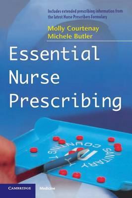Essential Nurse Prescribing book