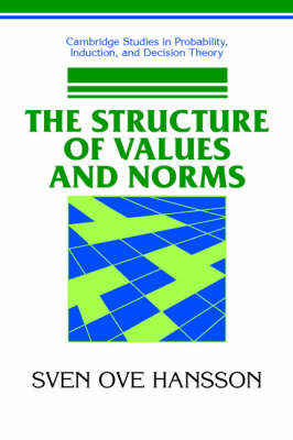 Structure of Values and Norms by Ernest W. Adams