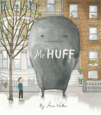 Mr Huff book