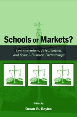 Schools or Markets? book