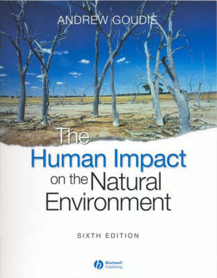 Human Impact on the Natural Environment book