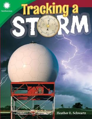 Tracking a Storm by Heather E Schwartz