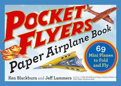 Pocket Flyers Paper Airplane Book book