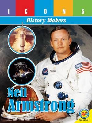 Neil Armstrong by Anita Yasuda