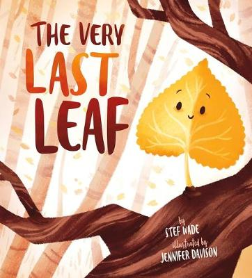 The Very Last Leaf book