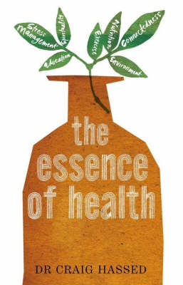 Essence of Health book