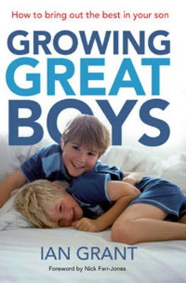 Growing Great Boys book