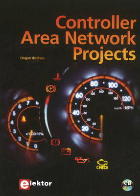 Controller Area Network Projects by Dogan Ibrahim