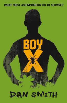 Boy X by Grant Brinkworth