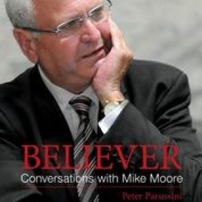 Believer - Conversations with Mike Moore book