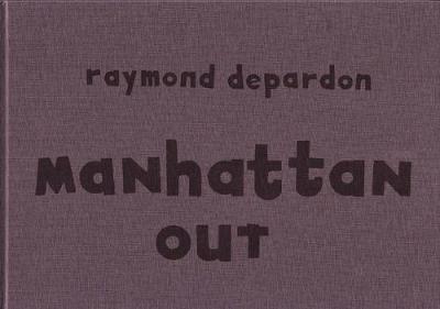 Raymond Depardon book