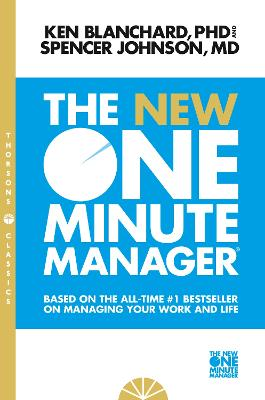 New One Minute Manager by Kenneth Blanchard