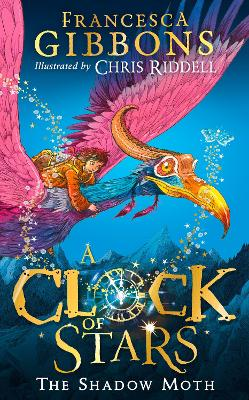 A Clock of Stars: The Shadow Moth by Francesca Gibbons